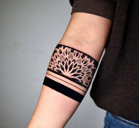 tattoos/ - Forearm Band Tattoo - 142995