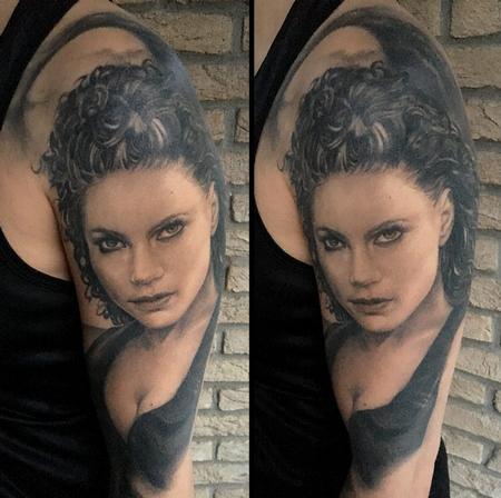 tattoos/ - Healed Portrait - 133739