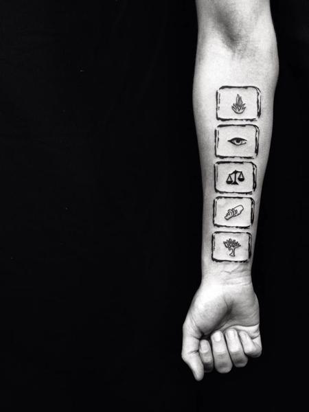 tattoos/ - Divergent - 100664