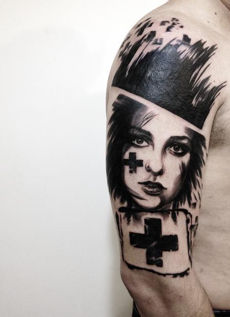 tattoos/ - In memory of  - 100665