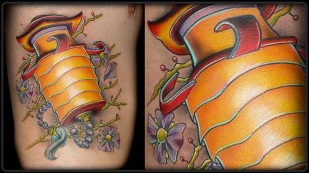 tattoos/ - Japanese Lantern - 67875