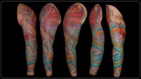 tattoos/ - Phoenix - 67876