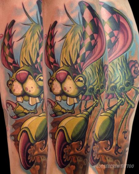 tattoos/ - Crazy Critter - 142088