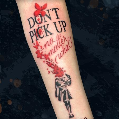 tattoos/ - Don't Pick Up (No Matter What) - 142680