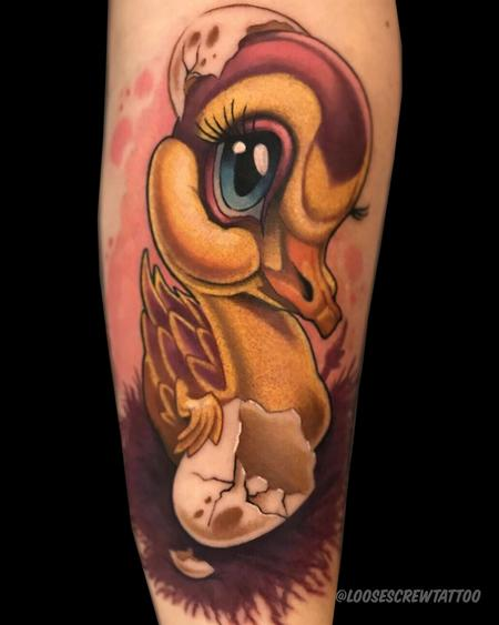 tattoos/ - Little Gosling - 142276