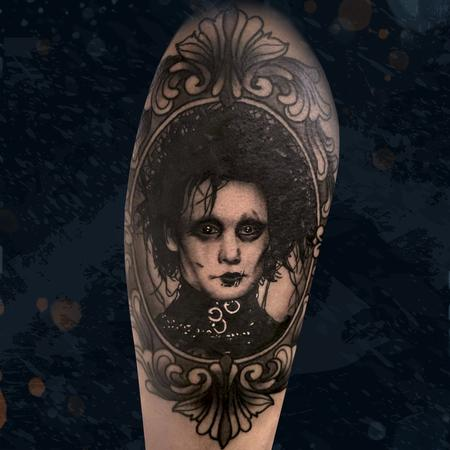 tattoos/ - Edward Scissorhands - 142668