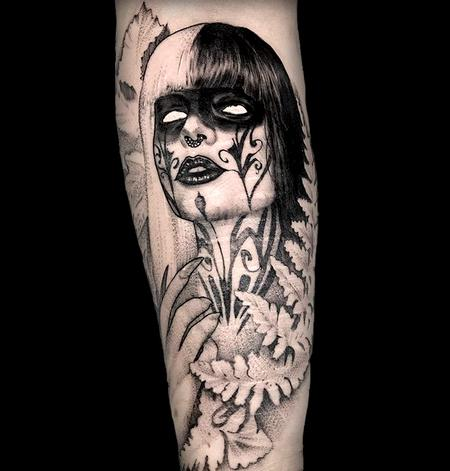 tattoos/ - Lady of the Leaves - 142362