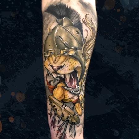 tattoos/ - Lion by Nick Mitchell - 142356
