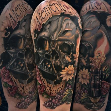 tattoos/ - Memento Mori - 141742