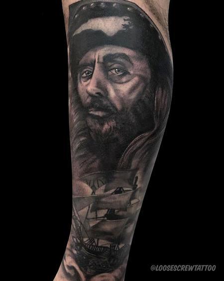 tattoos/ - Blackbeard - 142352