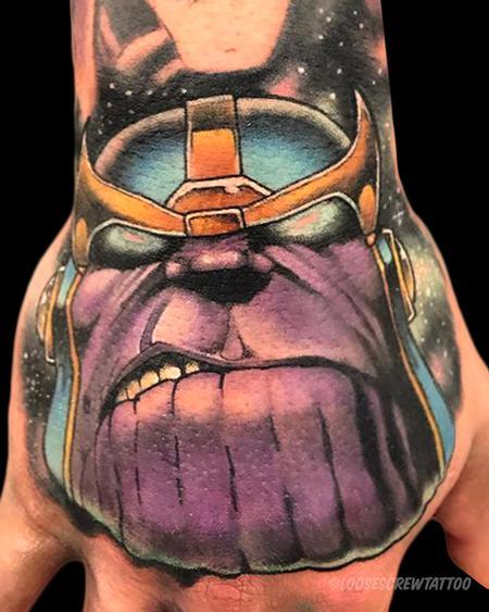 tattoos/ - Thanos - 142083