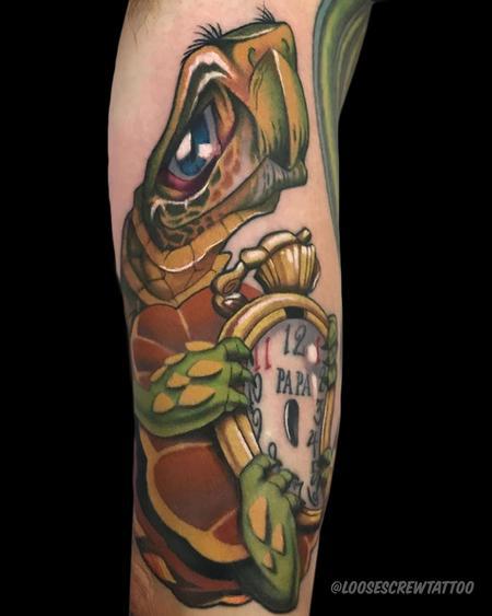 tattoos/ - Papa Turtle - 142025