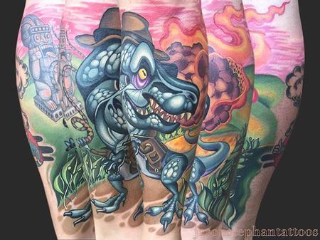 tattoos/ - T-Rex Indiana - 141475