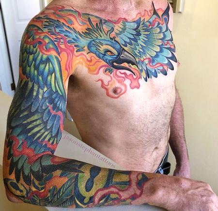 tattoos/ - Phoenix - 142506