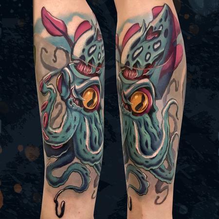 tattoos/ - Squid - 142700
