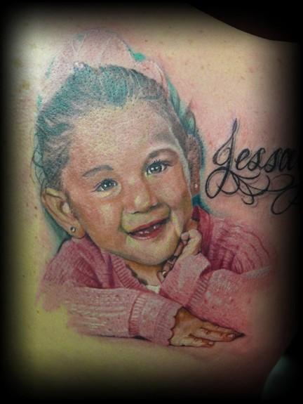 tattoos/ - full color portrait  - 49929