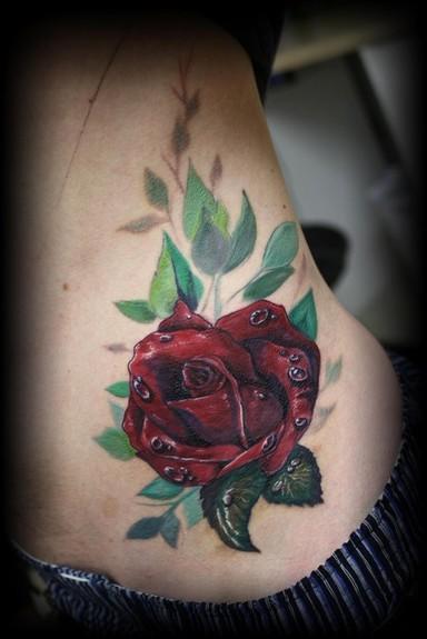 tattoos/ - Rose Tattoo - 50416