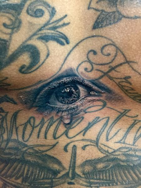 tattoos/ - Crying Eye - 101479