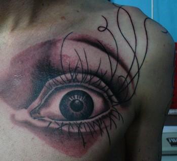 tattoos/ - eye tattoo - 49324