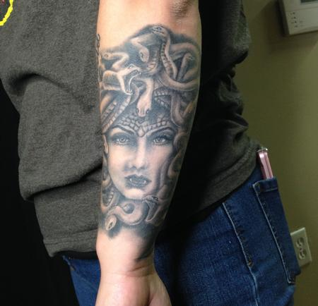 tattoos/ - Medusa Tattoo - 140651
