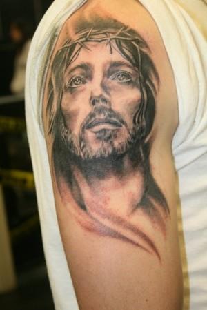 tattoos/ - Jesus - 36923