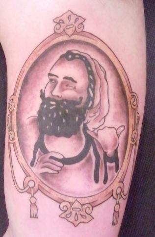 tattoos/ - Art Nouveau Tattoo - 67639
