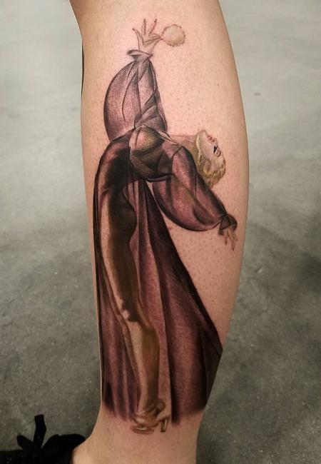 tattoos/ - vargas pin-up - 123783