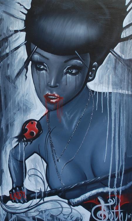 Art Galleries - Lady - 57361