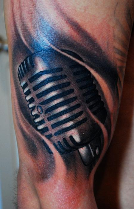 tattoos/ - Microphone - 57374