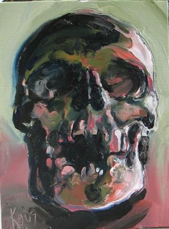 Art Galleries - skull7 - 46466