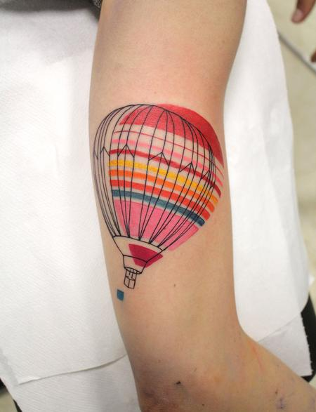 tattoos/ - baloon - 117754
