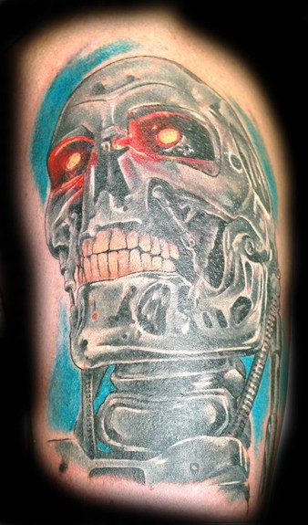 tattoos/ - Terminator Tattoo - 51995