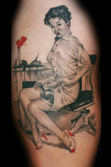 tattoos/ - Pinup Tattoo - 51997