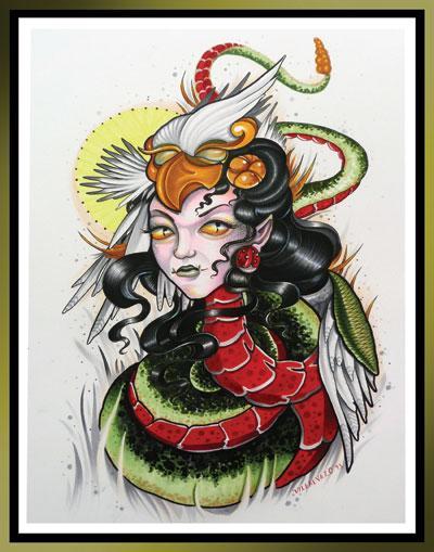 Art Galleries - Serpent Prncess - 78944