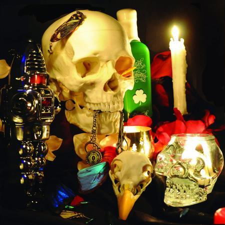 Art Galleries - Skulls Colored Pencil realism - 60318