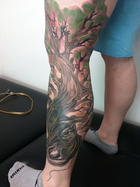 tattoos/ - Just Hangin Around - 61081