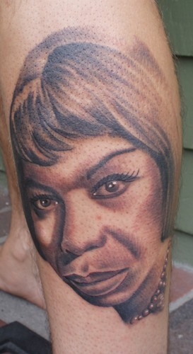 tattoos/ - Nina Simone - 50874