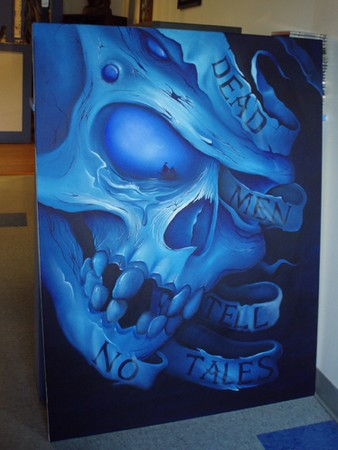 Art Galleries - Dead Men Tell No Tales - 45776