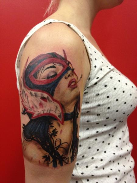tattoos/ - Brian M. Viveros artwork - 70645