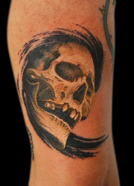 tattoos/ - Skull - 130969