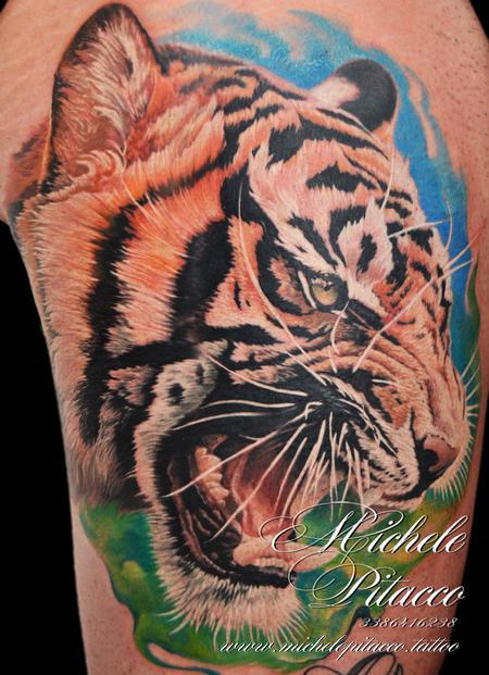 tattoos/ - Tiger - 128882