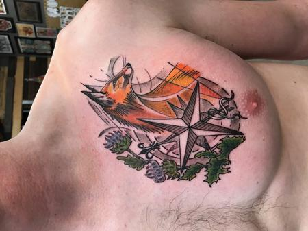 tattoos/ - Fia Compass Fox - 142677