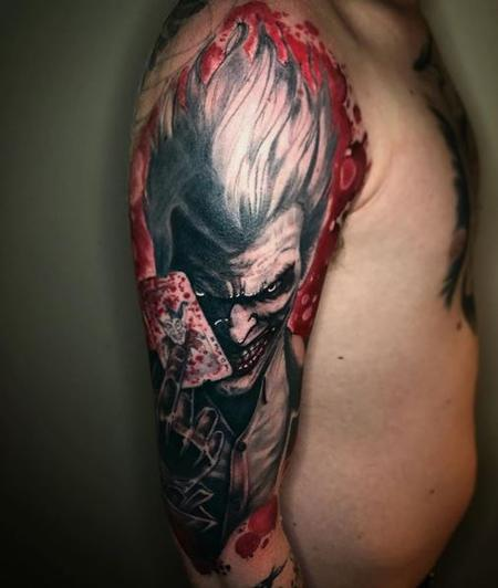 tattoos/ - Al Perez Joker - 141265