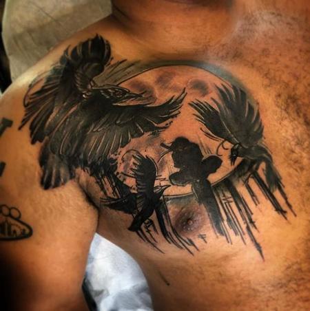 tattoos/ - Al Perez Naruto - Itachi Uchiha - 139149