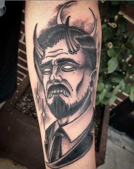 tattoos/ - Billy Williams Devil - 139311