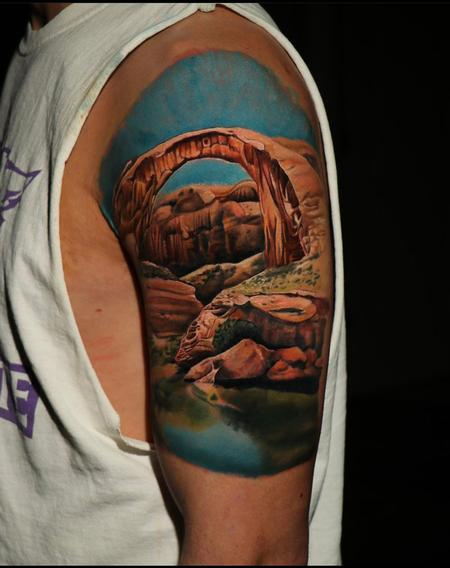 tattoos/ - Chris Good Utah Arches - 141401