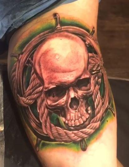 tattoos/ - Chris Good Skull & Rope - 140534