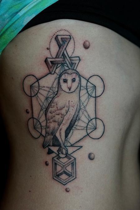 tattoos/ - Billy Williams Owl - 142498