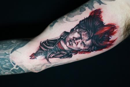 tattoos/ - Al Perez Portrait - 142531