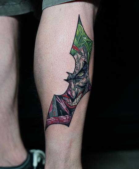 tattoos/ - Al Perez Joker - 142559